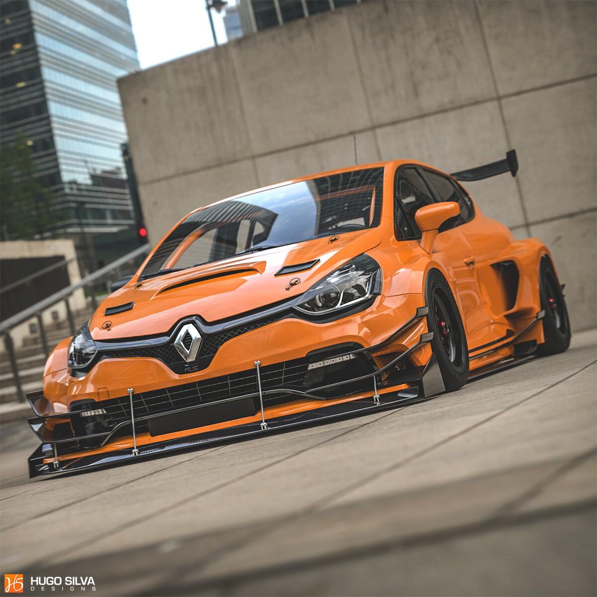 Renault-Clio-RS-wide-bodykit-renderings-2