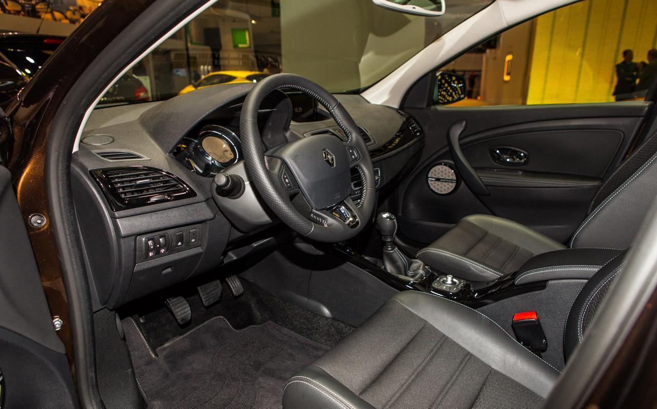 Renault Megane Interior 2014 Renault Megane Facelift 2014