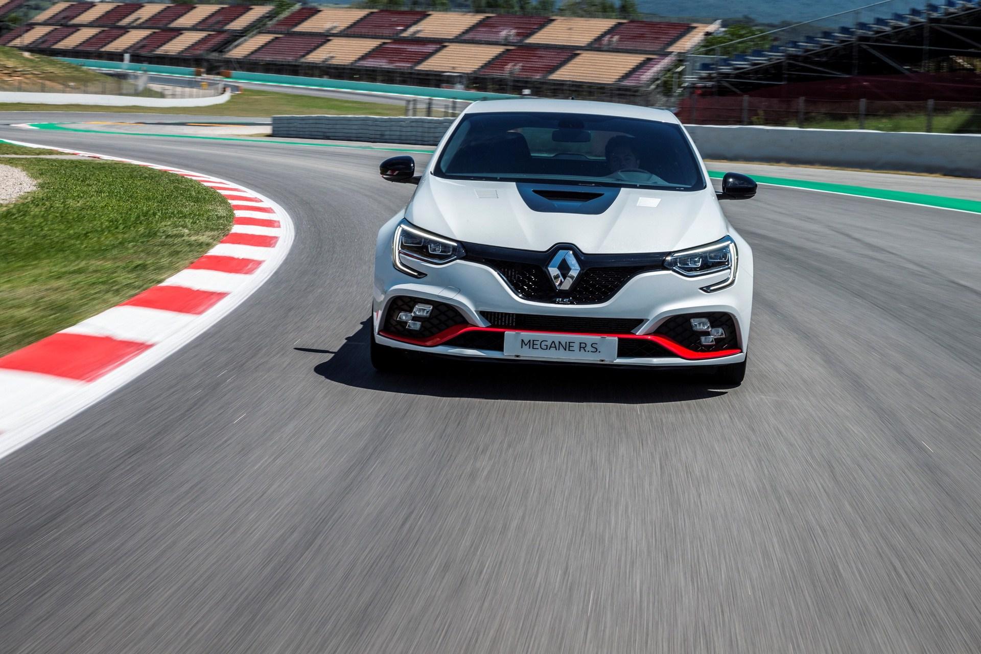 2019 - Nouvelle Renault MÉGANE R.S. TROPHY-R