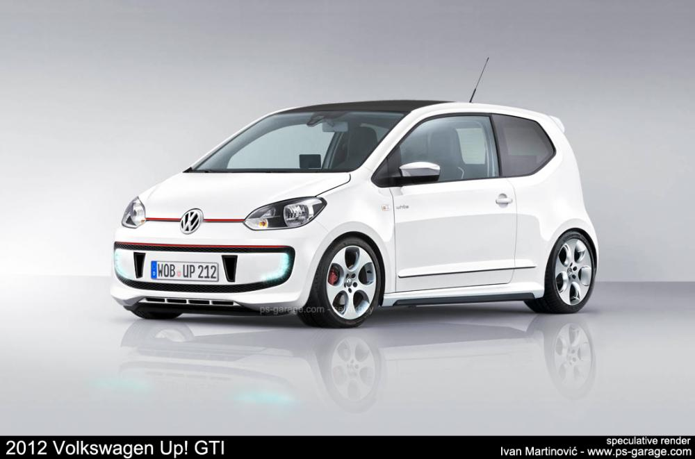 Renderings Vw Up Gti Autoblog Gr