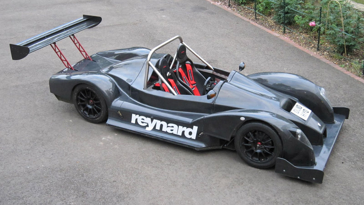 Car Source: Open Source Race Car! Yes, You Read That Right