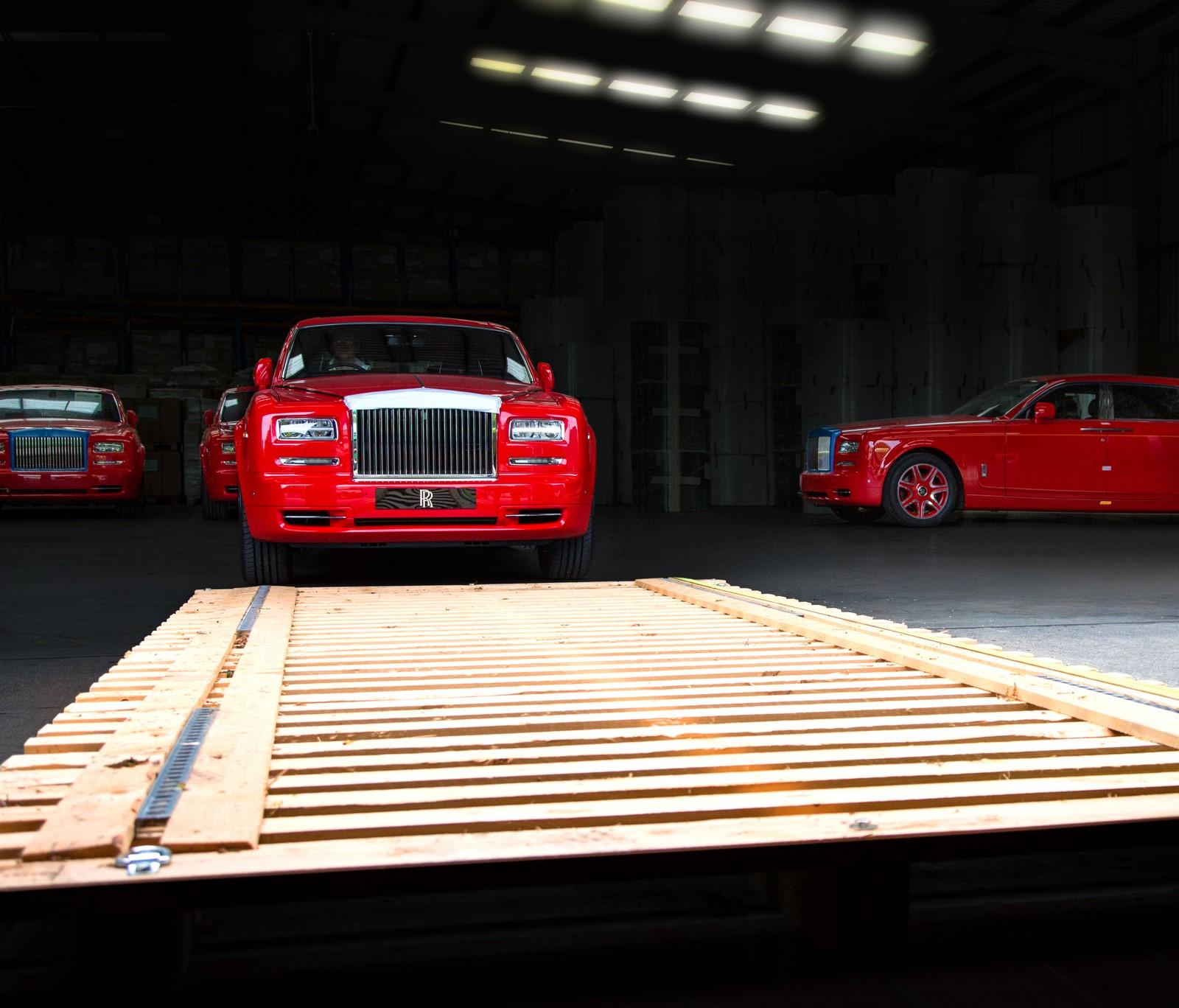 Rolls-Royce Phantom for The 13 hotel (1)