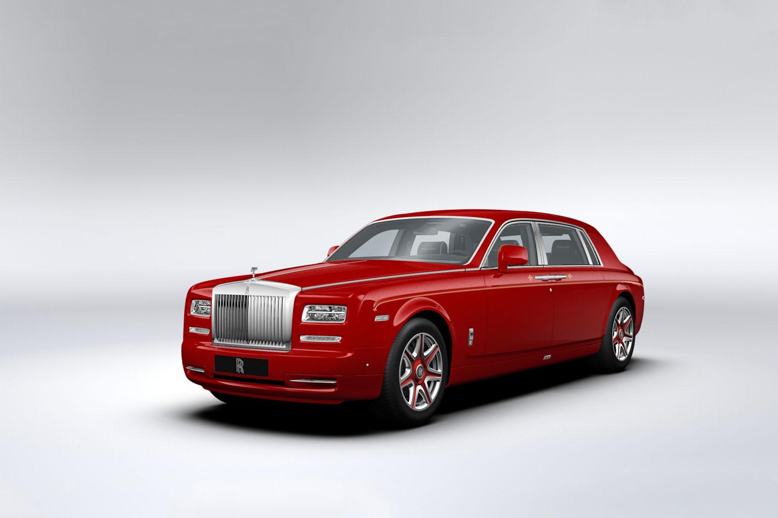 Rolls-Royce Phantom for The 13 hotel (3)