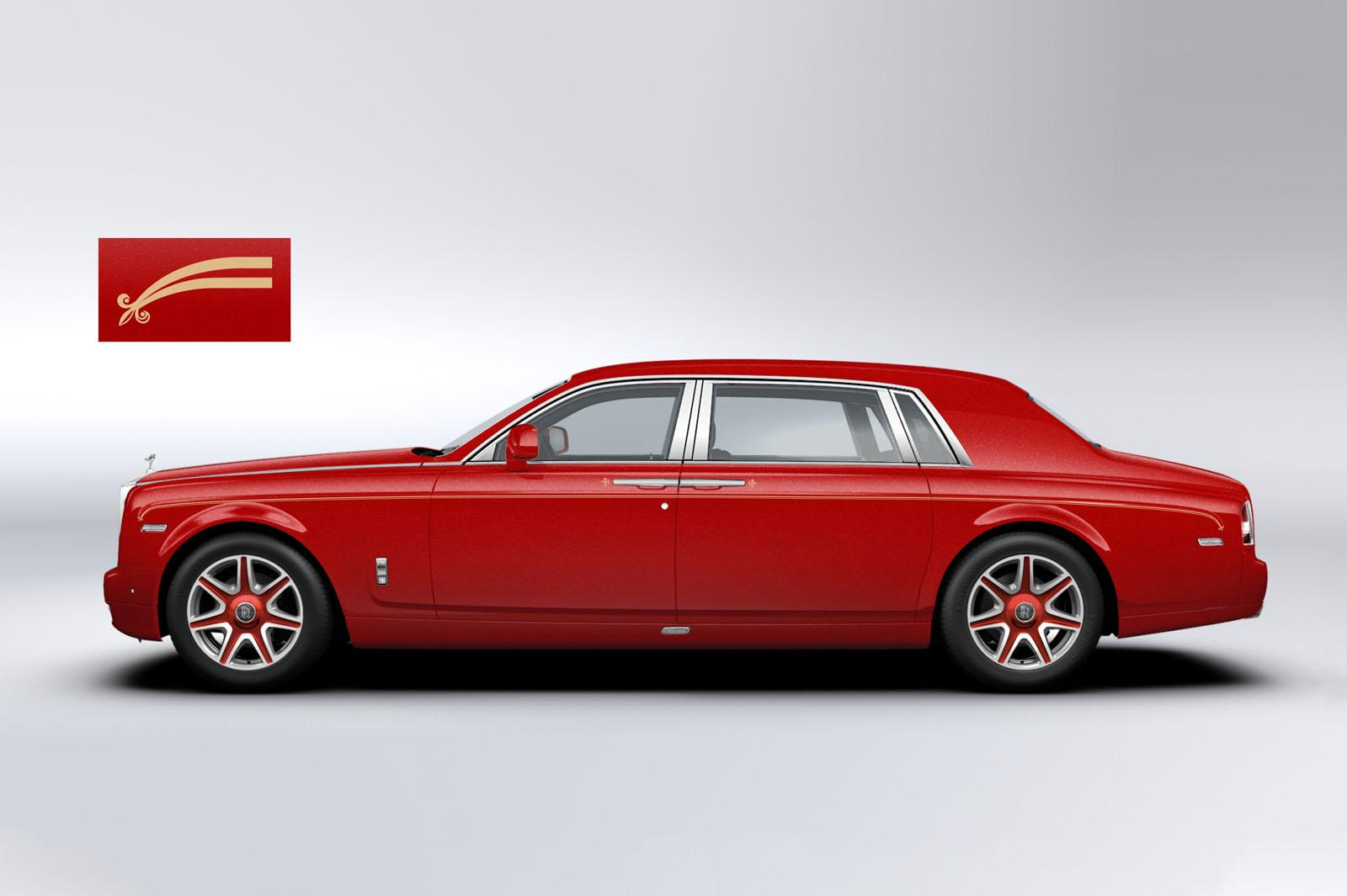 Rolls-Royce Phantom for The 13 hotel (4)