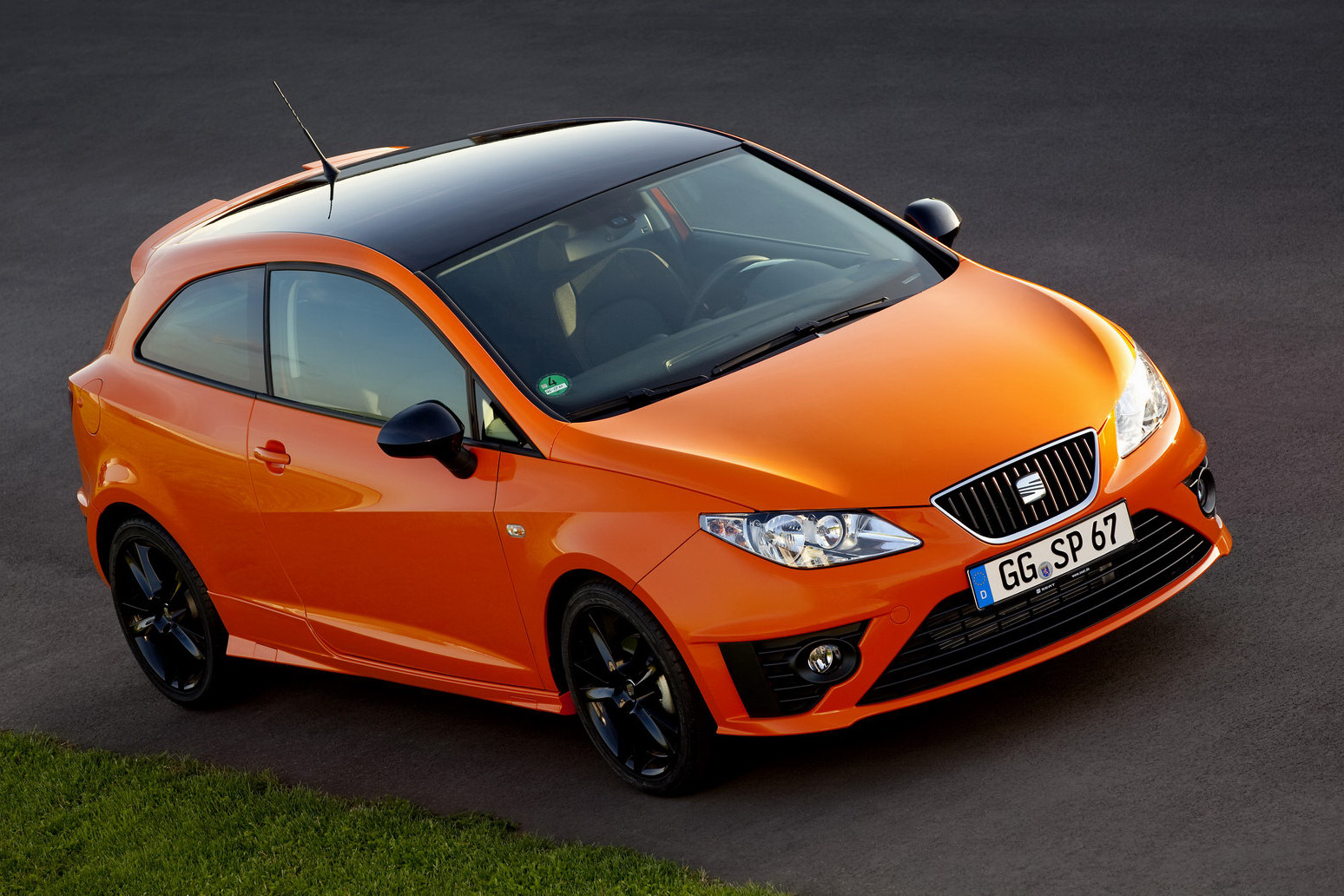 seat ibiza sc sport limited edition. Black Bedroom Furniture Sets. Home Design Ideas