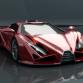 Exona supercar concept study