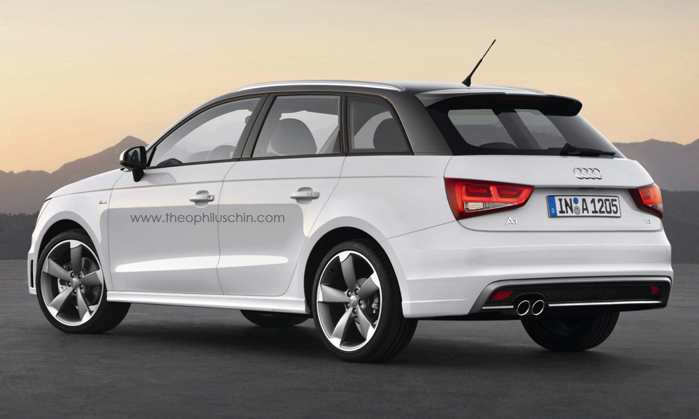 , Audi A1 Avant και Nissan Altima Coupe [Renderings] - Autoblog.gr