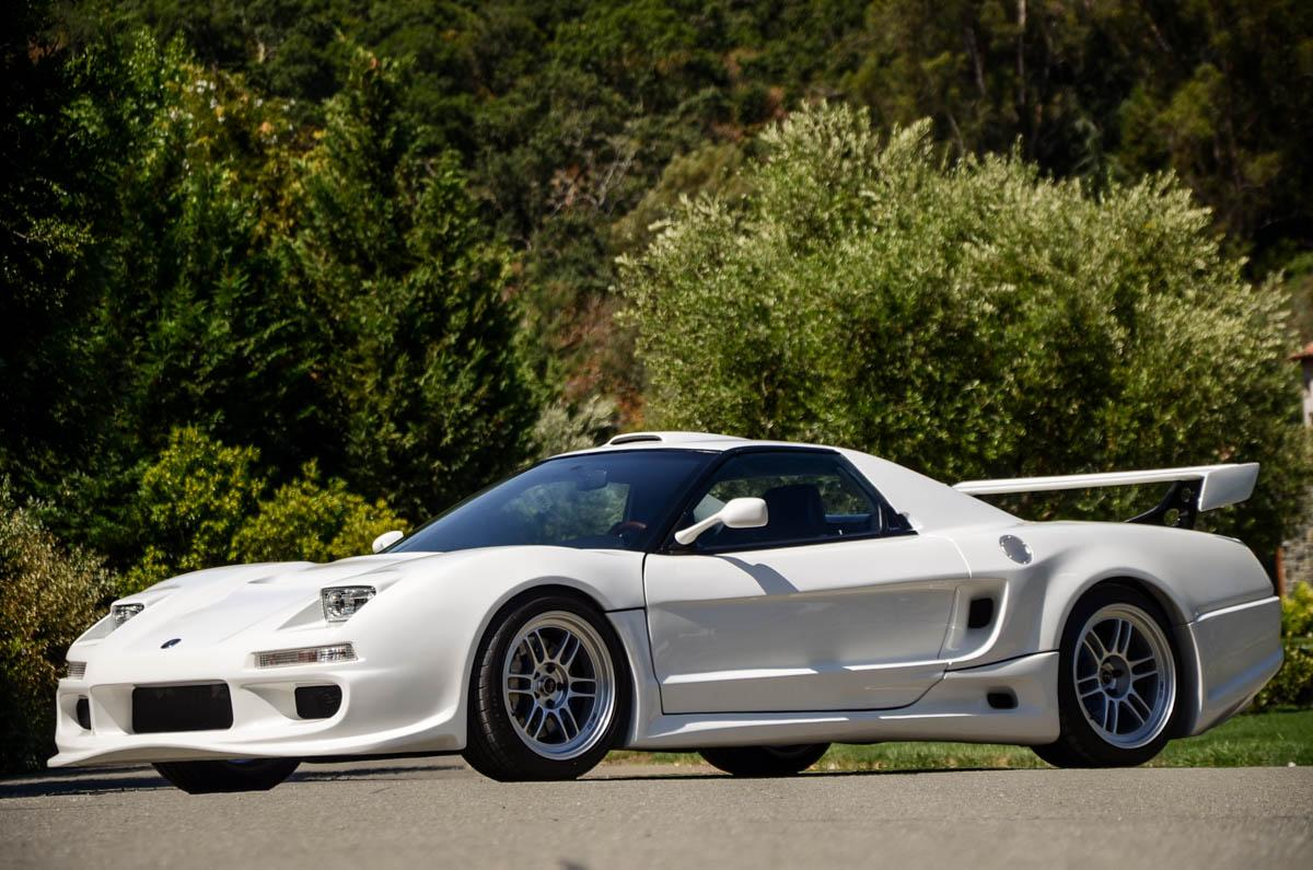 Supercharged-1991-Acura-NSX-Widebody-for-sale-1