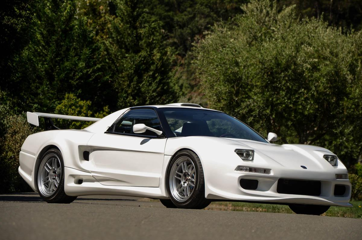 Supercharged-1991-Acura-NSX-Widebody-for-sale-4