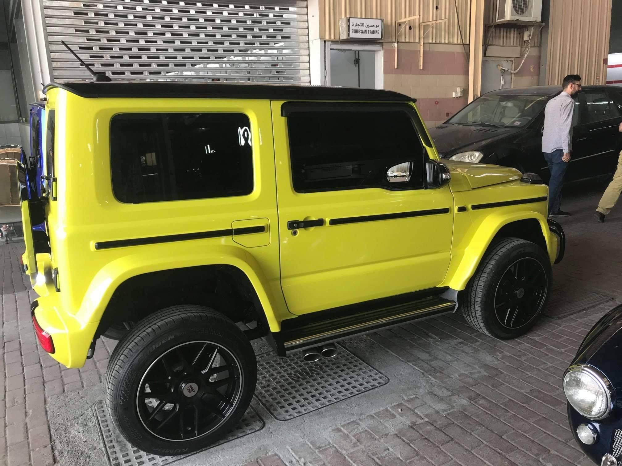Suzuki-Jimny-bodykit-g-class-like-1