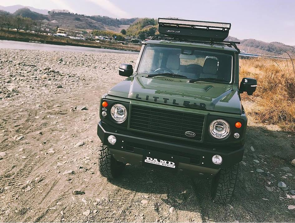 Suzuki-Jimny-DAMD-Defender-like-11