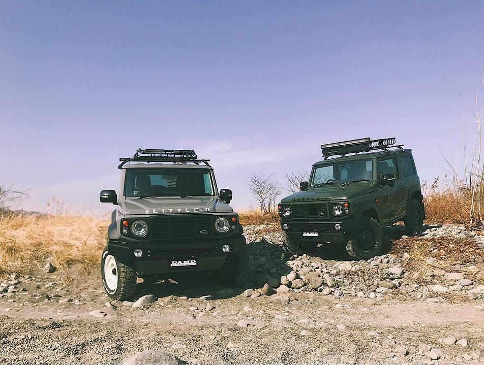 Suzuki-Jimny-DAMD-Defender-like-15