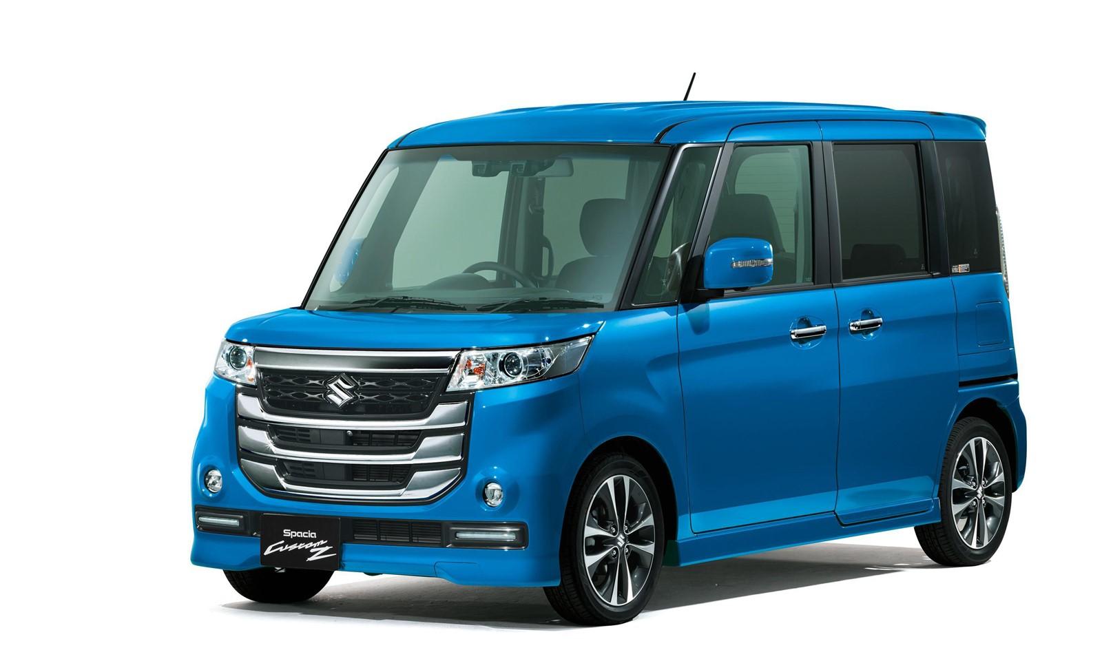 Suzuki Spacia Custom Z-4