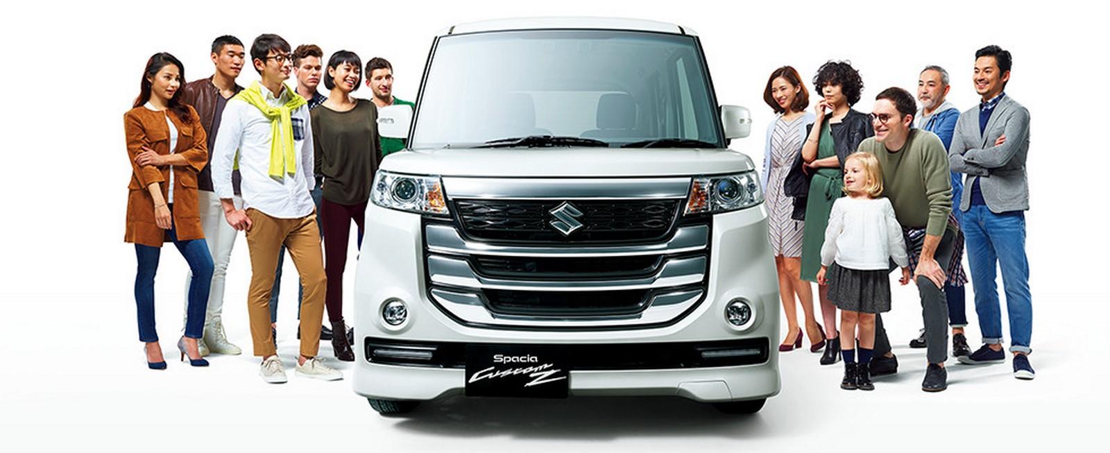 Suzuki Spacia Custom Z-7