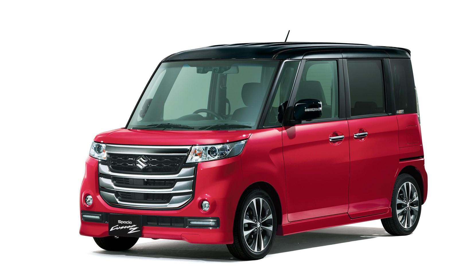 Suzuki Spacia Custom Z