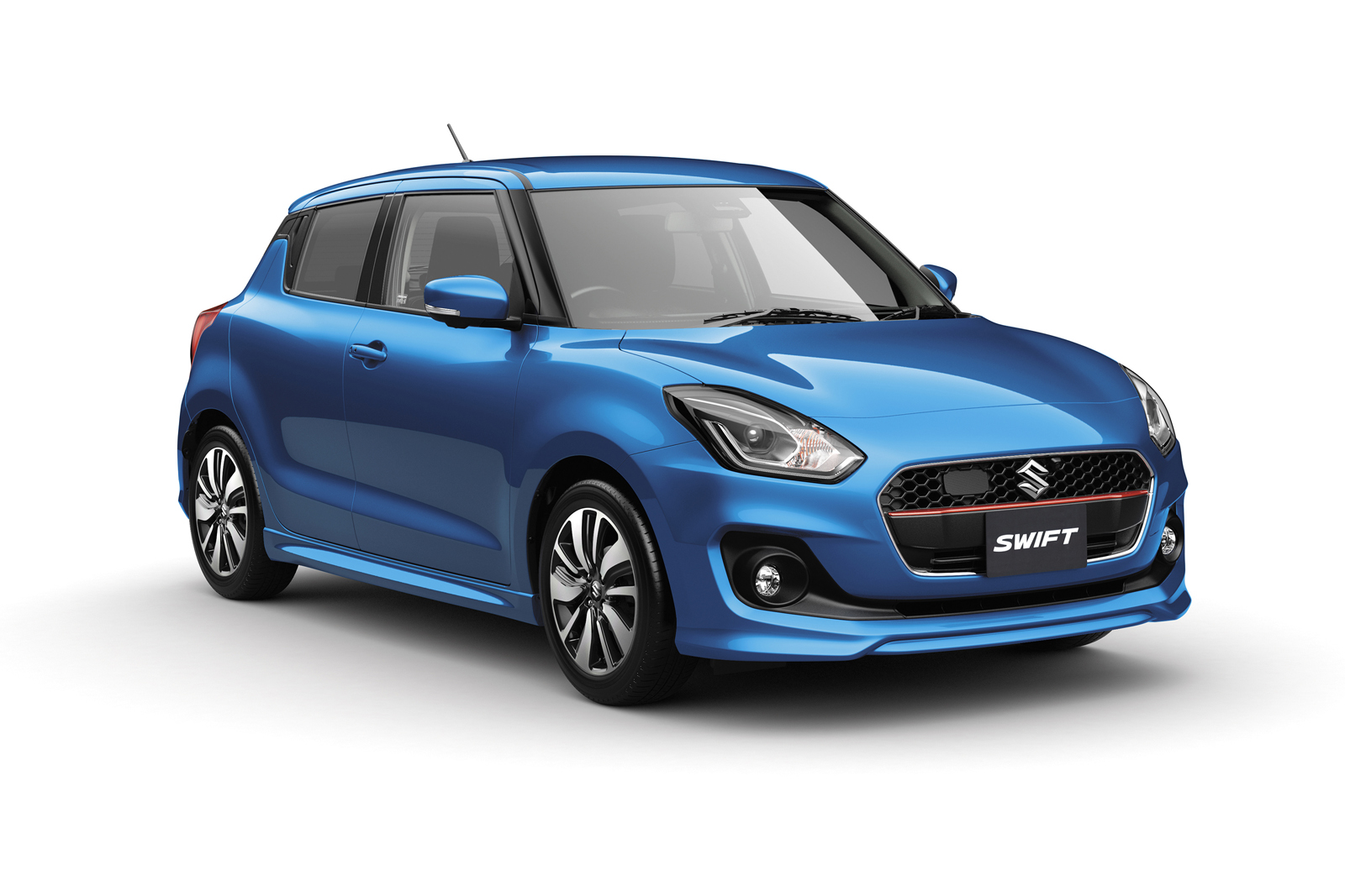 Suzuki Swift 2017 (11)