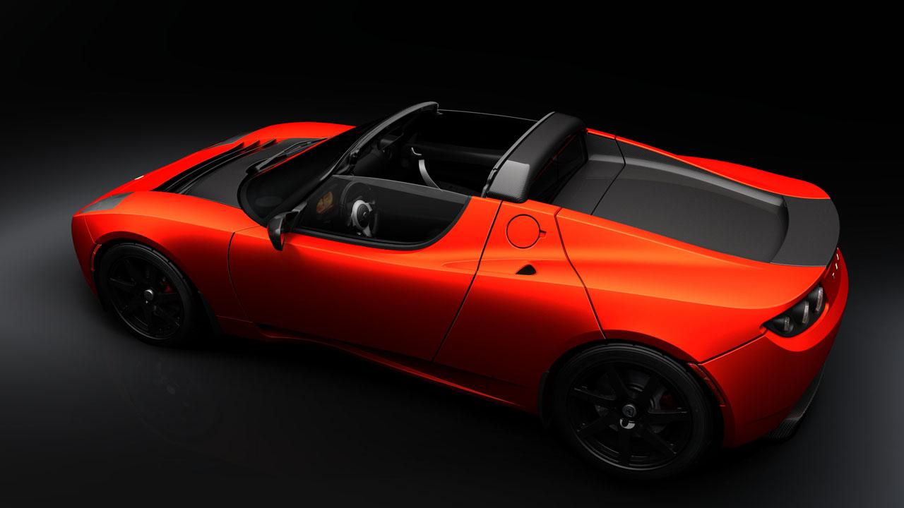 2014 Tesla Roadster