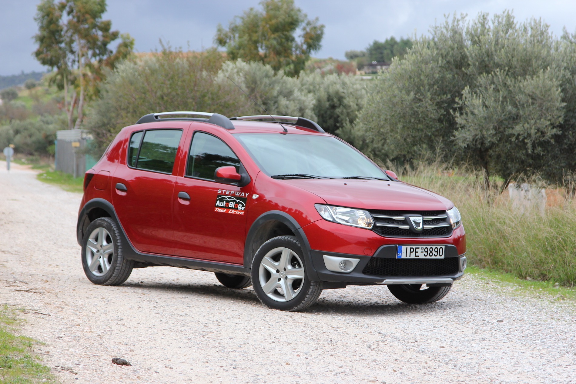 test drive dacia sandero stepway 1 5 dci 90 8. Black Bedroom Furniture Sets. Home Design Ideas