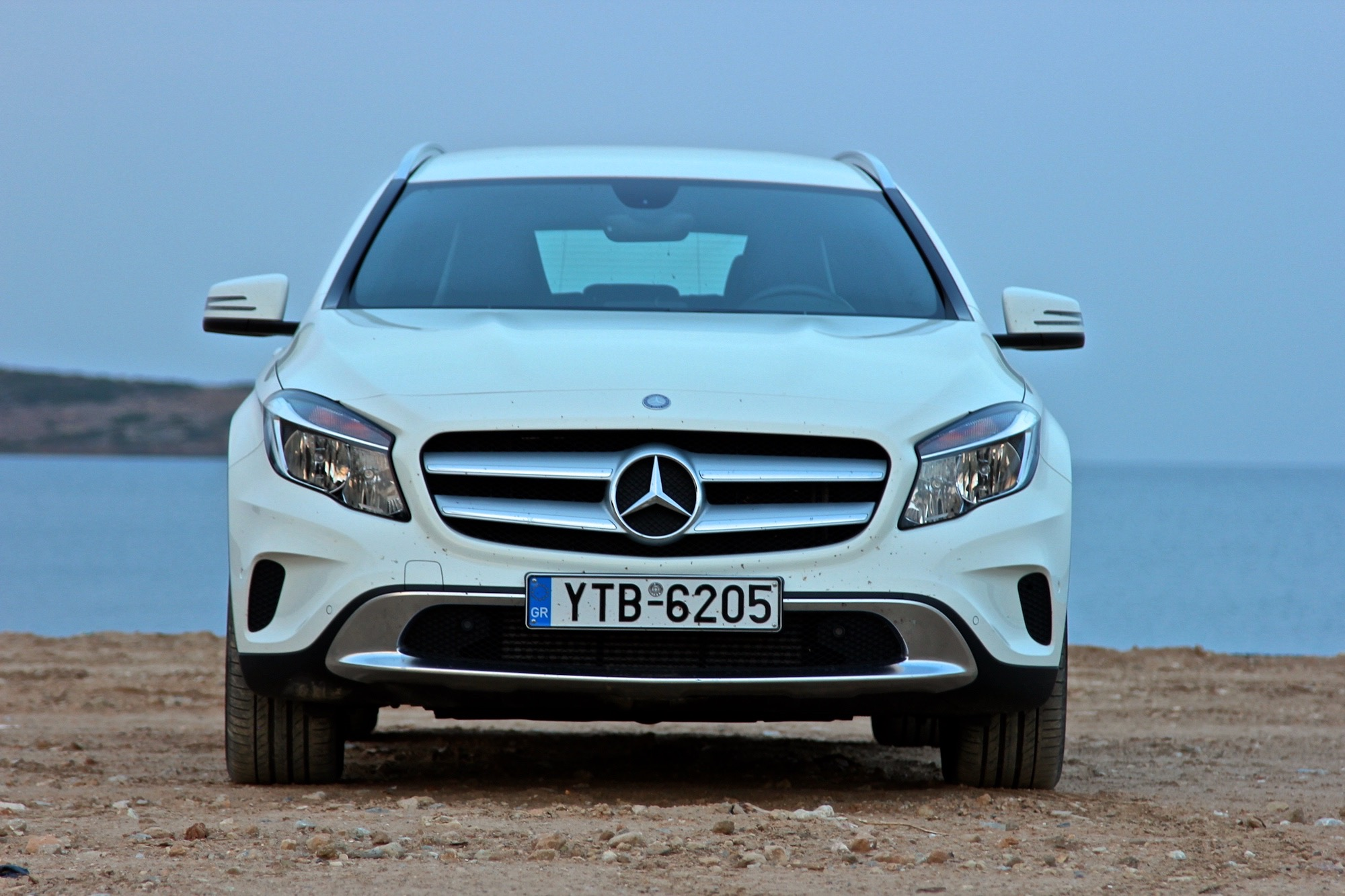 test drive mercedes gla 220 cdi 4matic. Black Bedroom Furniture Sets. Home Design Ideas