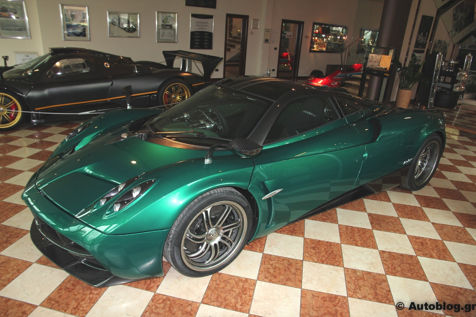 Anything else for sale other than shirts at Pagani HQ? - Forum ...