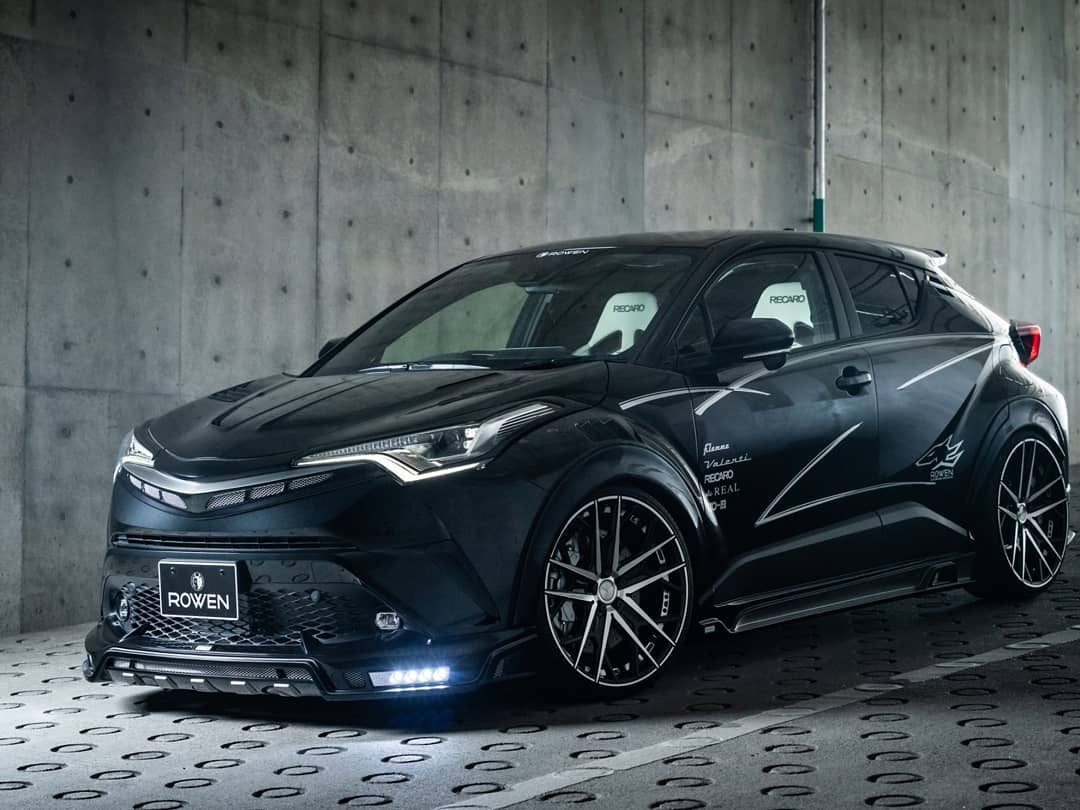 Toyota-C-HR-by-Rowen-Tuning-1