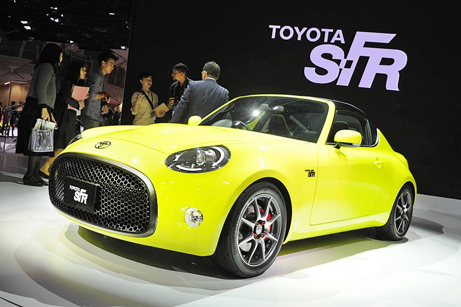 Toyota S-FR Concept (1)