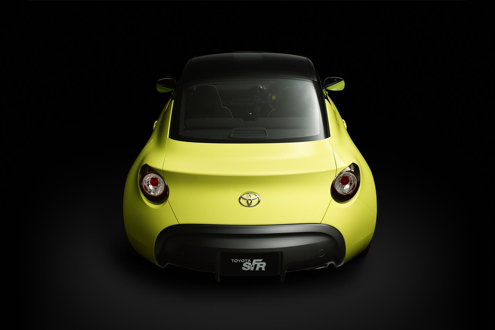 Toyota S-FR concept 20