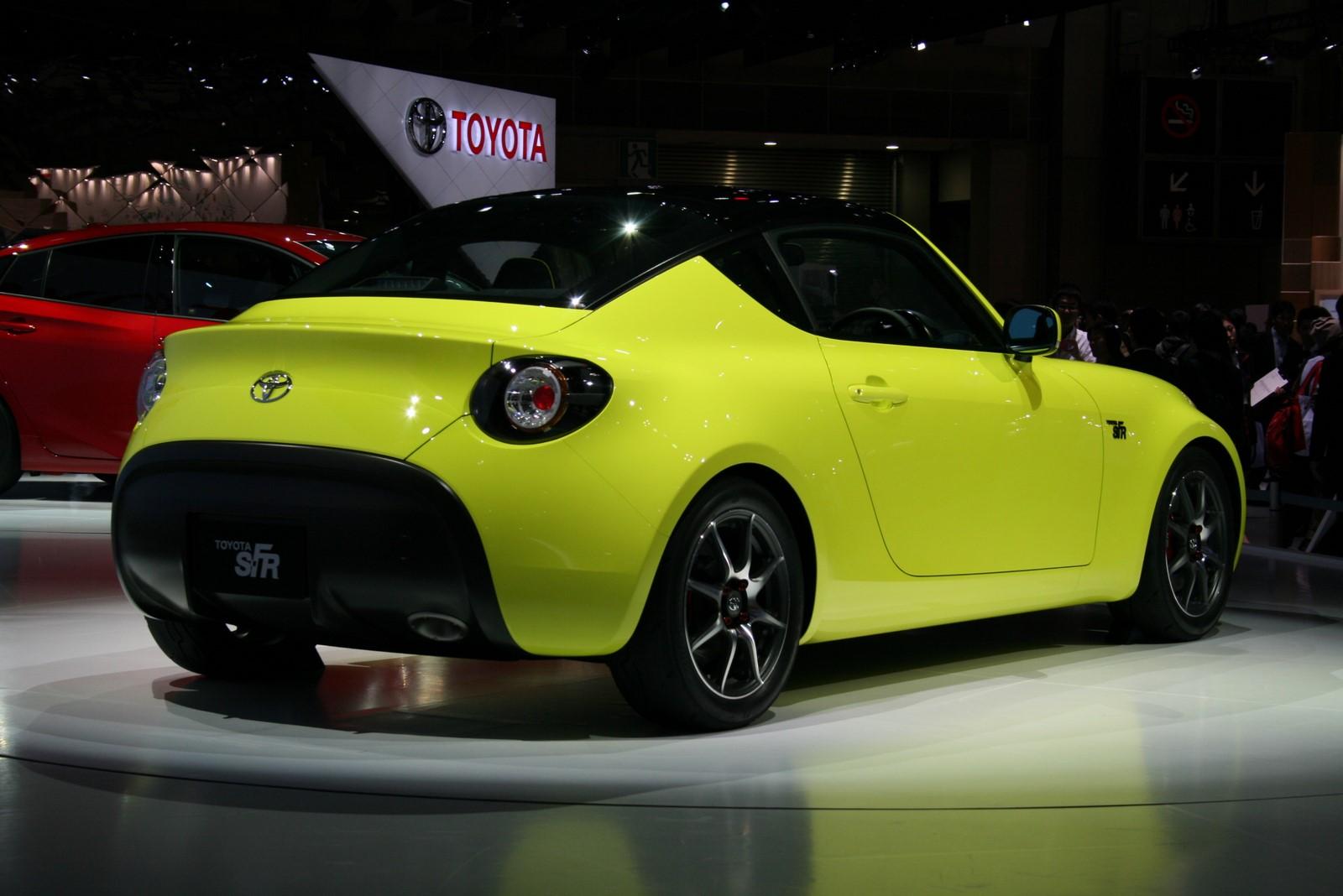 Toyota SFR-2