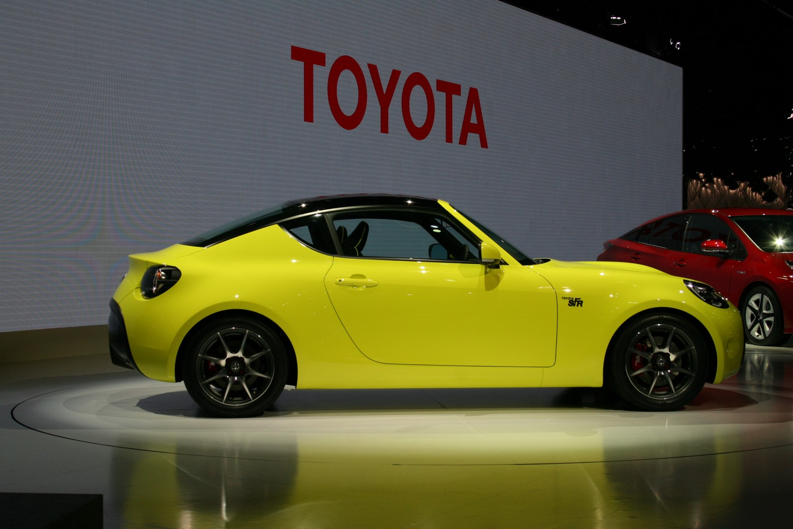 Toyota SFR-3