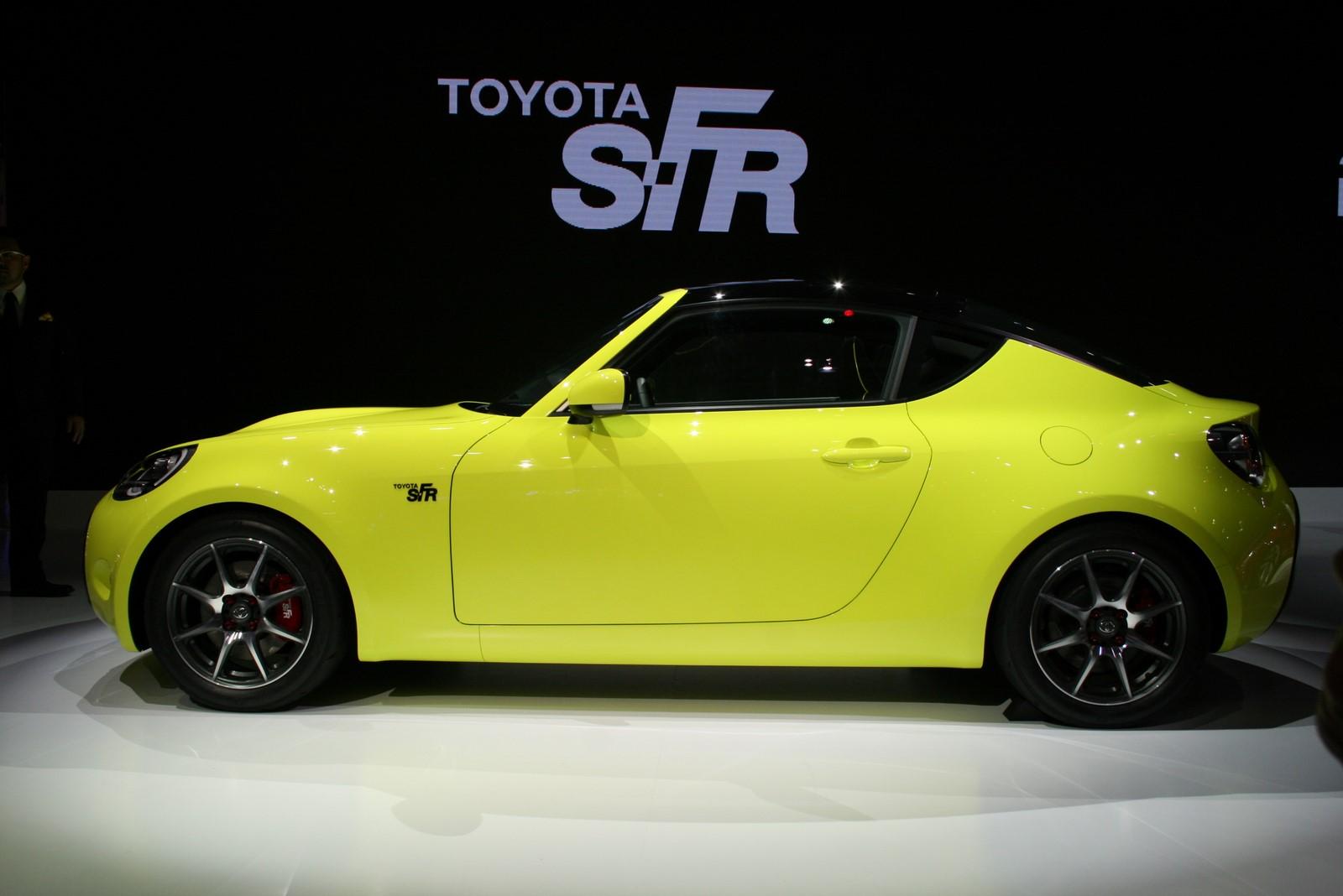 Toyota SFR-6