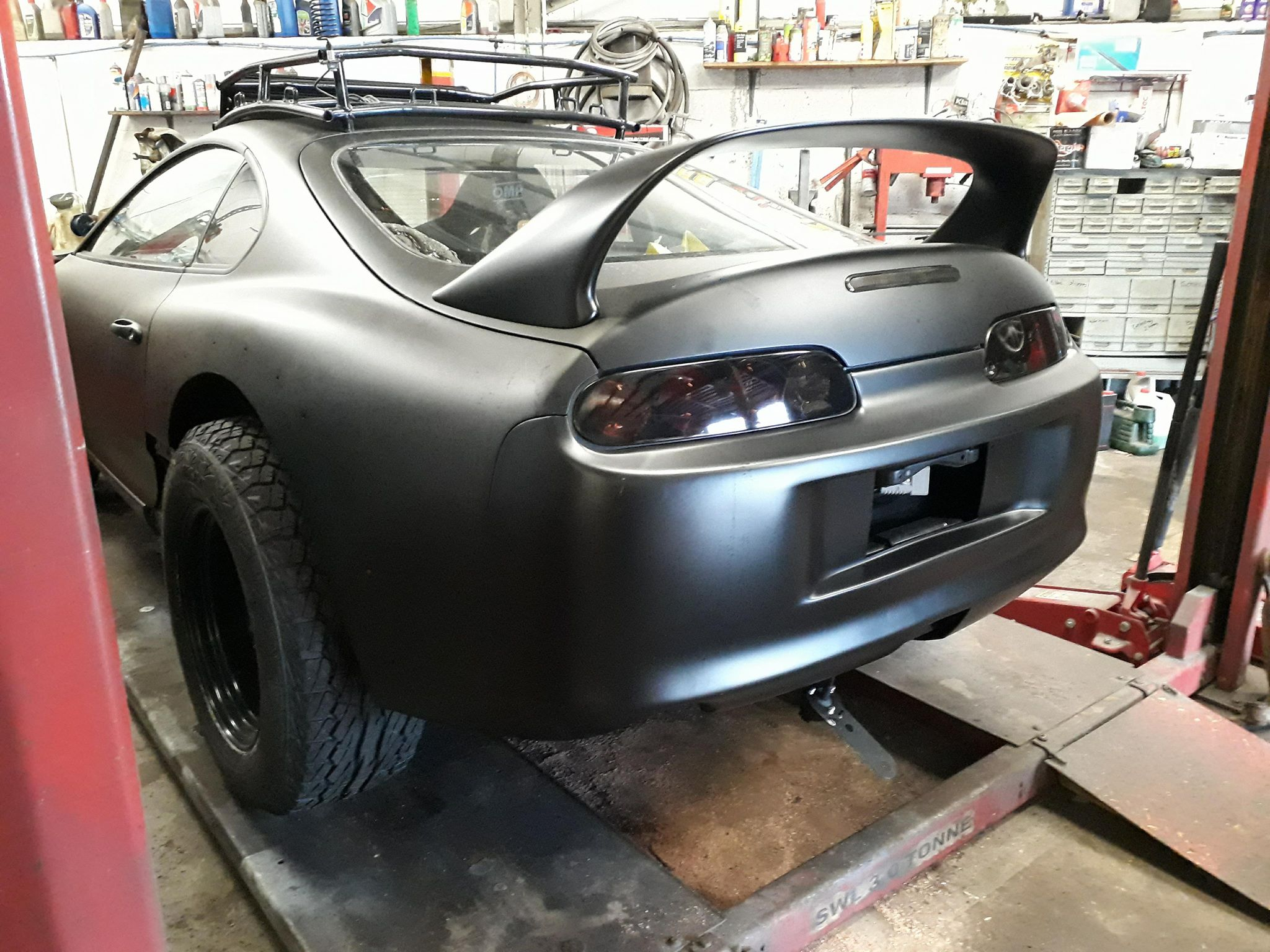 Toyota-Supra-Cummins-engine-swap-10
