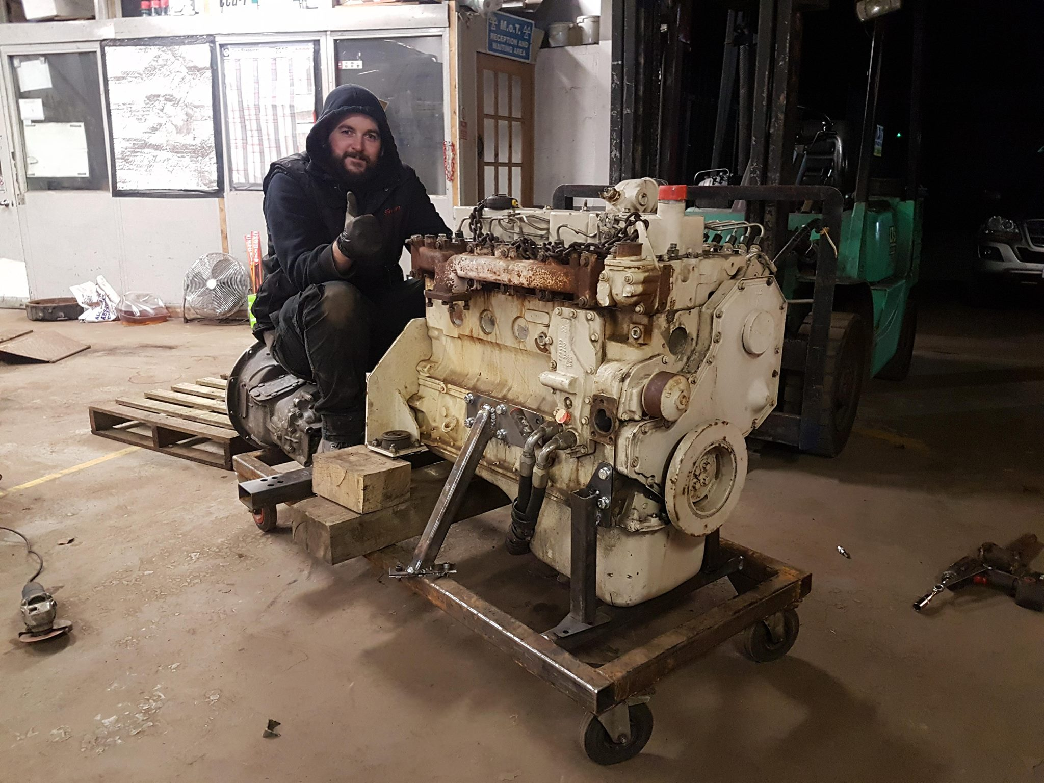 Toyota-Supra-Cummins-engine-swap-9