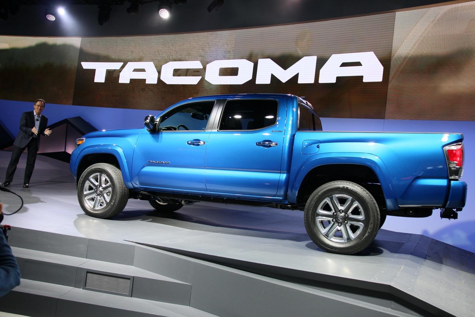 Toyota Tacoma Detroit