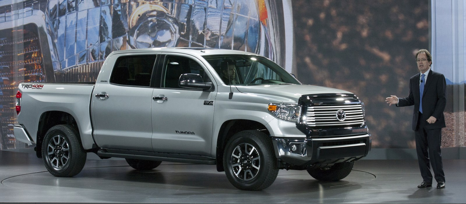 Toyota Tundra 2014 [w/video]