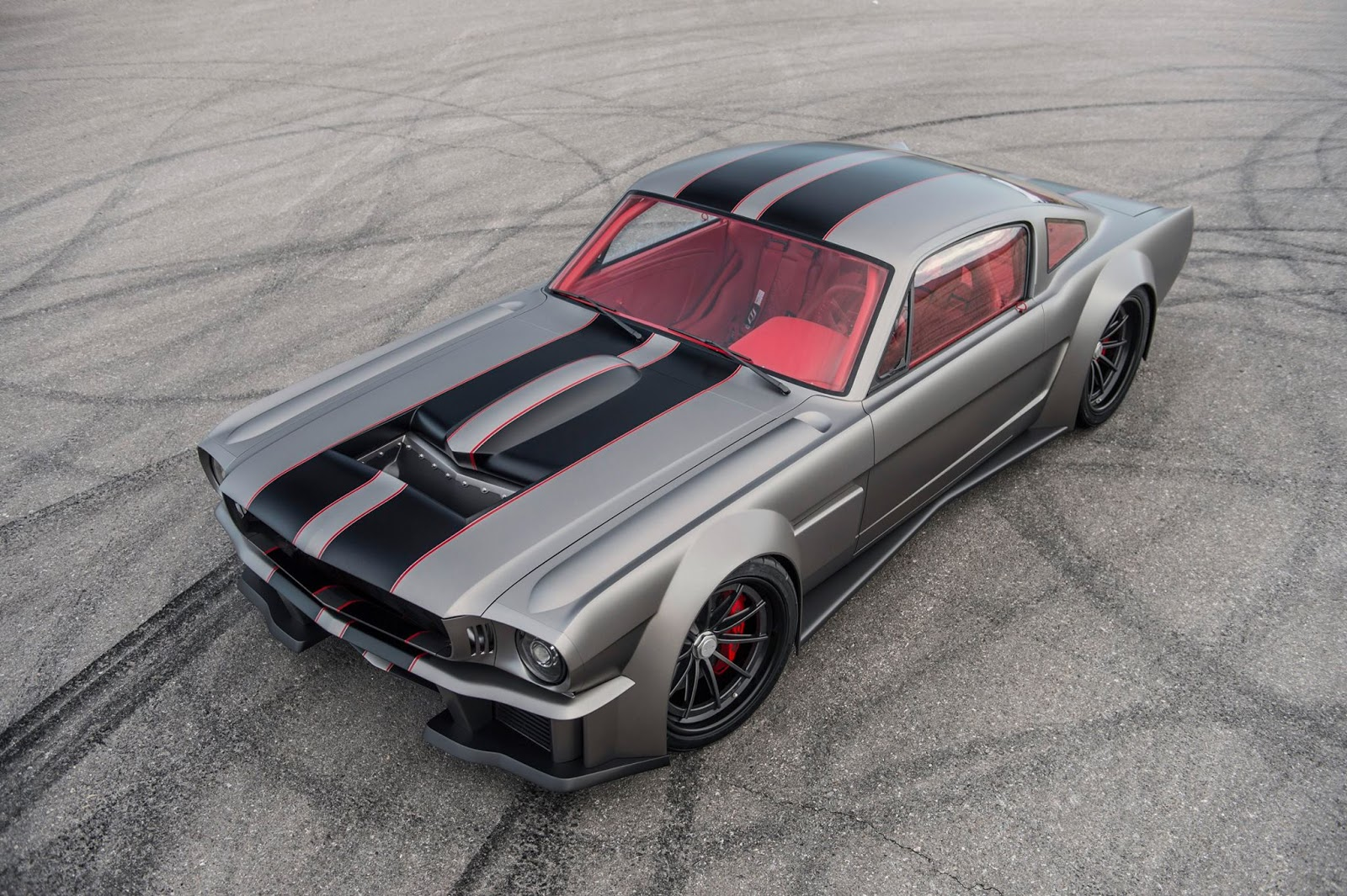 Twin-Turbo Mustang by Timeless Kustoms (2)