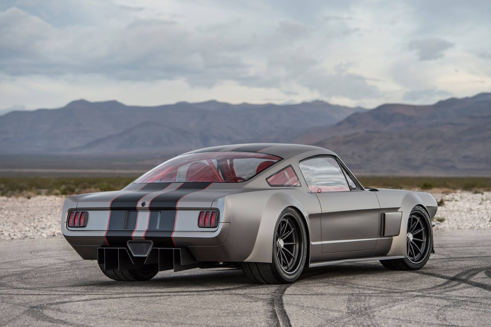 Twin-Turbo Mustang by Timeless Kustoms (3)