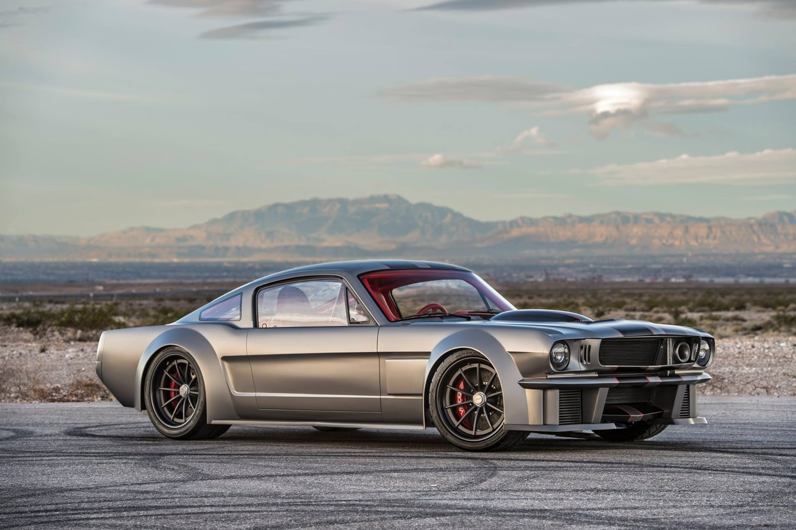 Twin-Turbo Mustang by Timeless Kustoms (4)