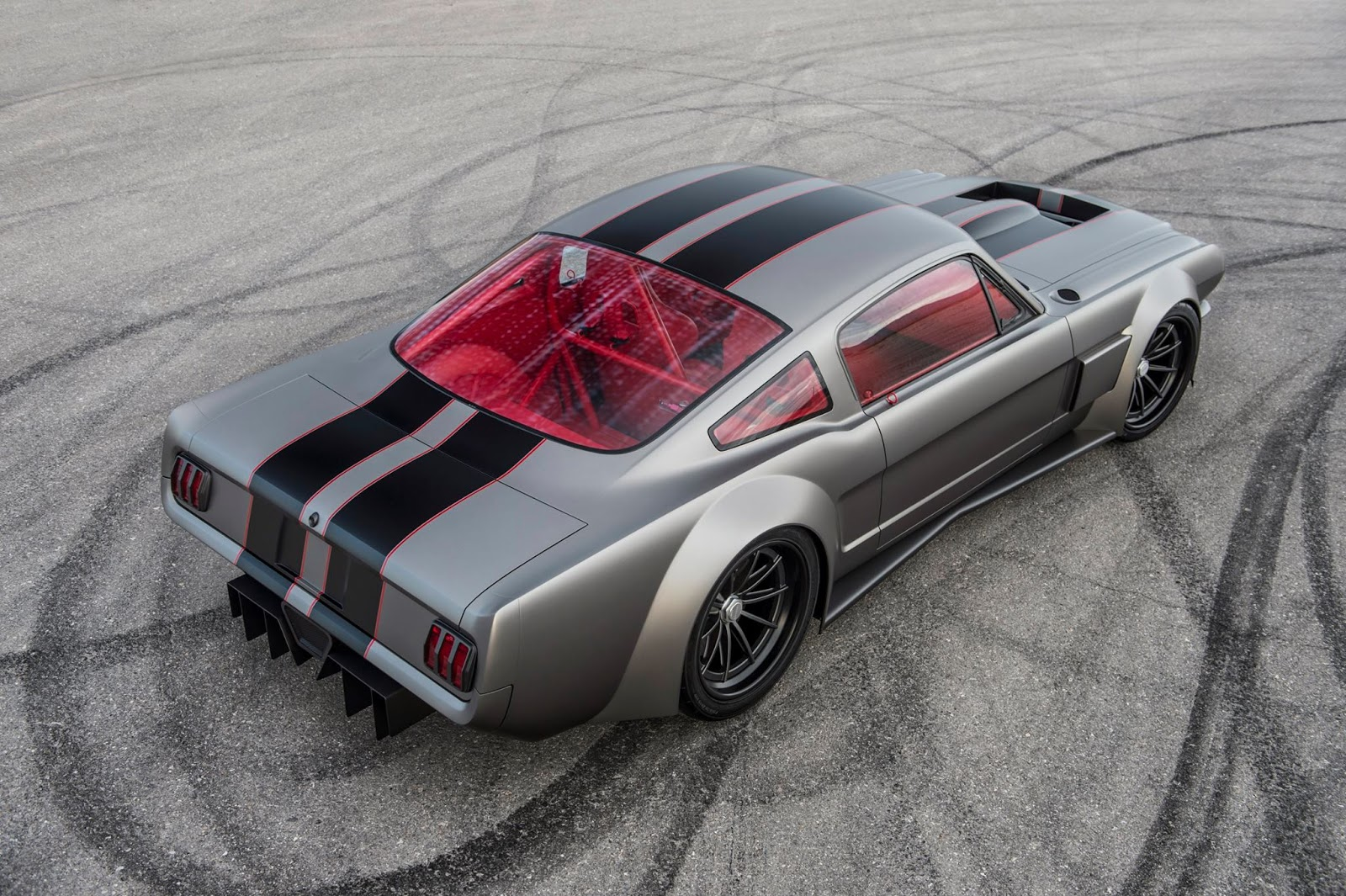 Twin-Turbo Mustang by Timeless Kustoms (6)