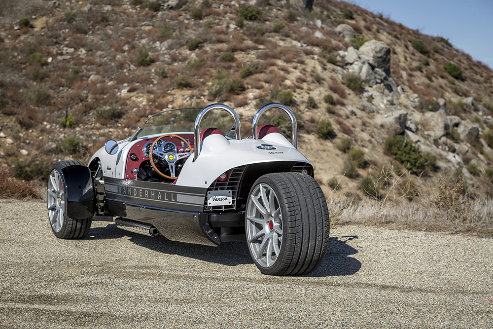 Vanderhall Venice Roadster (70)