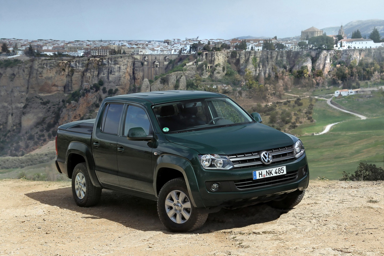 volkswagen amarok pickup my2013. Black Bedroom Furniture Sets. Home Design Ideas