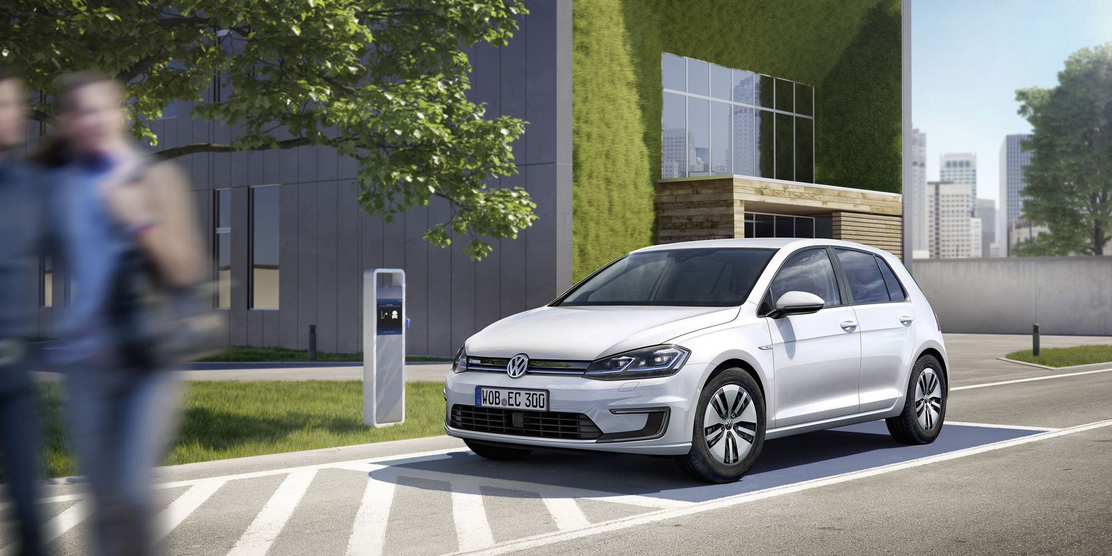Volkswagen e-Golf 2017 (1)