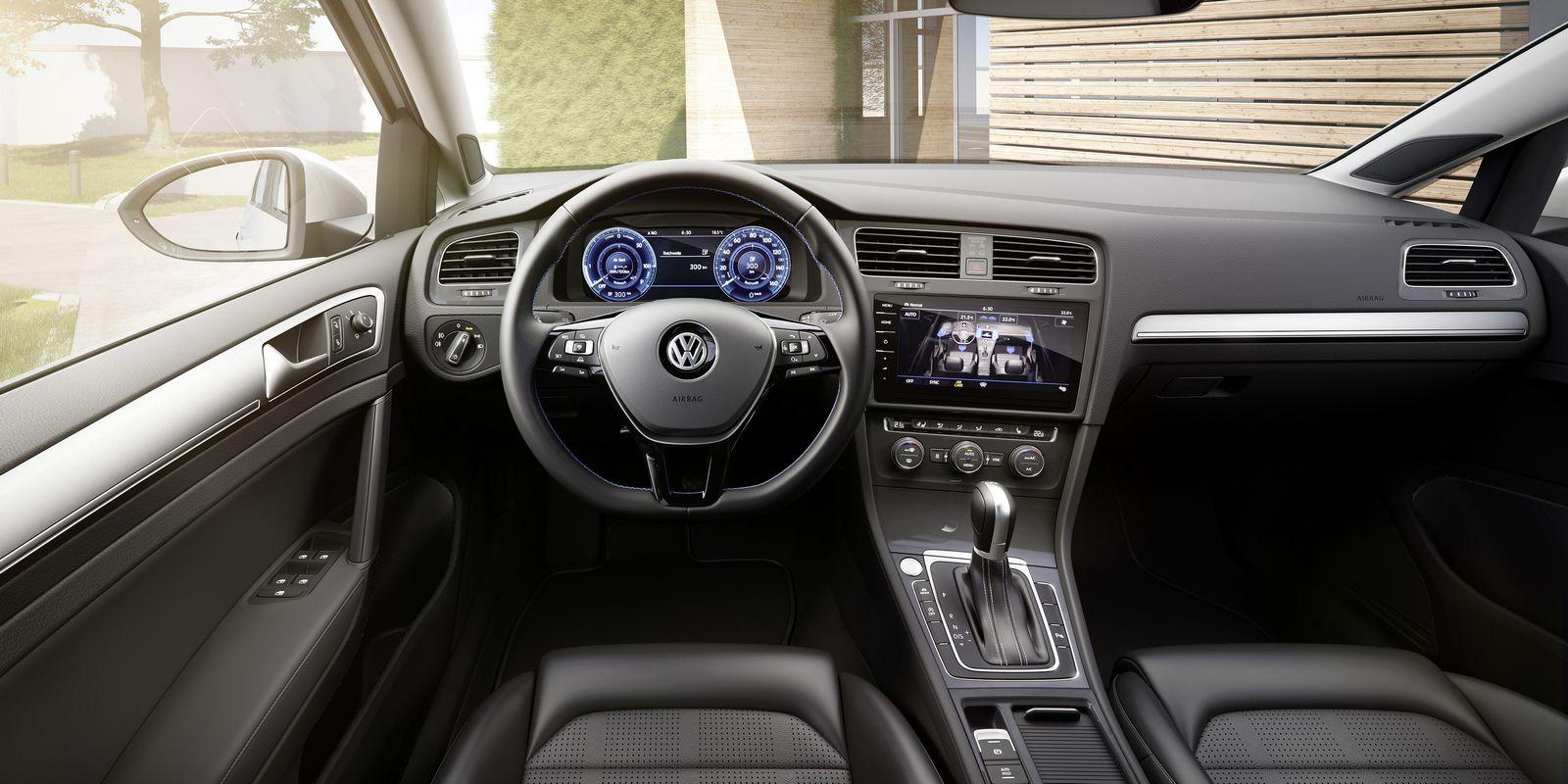 Volkswagen e-Golf 2017 (7)