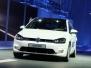 Volkswagen Golf GTE Live in Geneva 2014