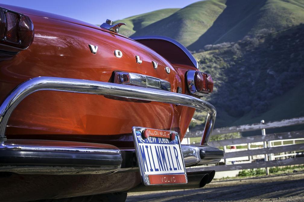 Volvo P1800 1966