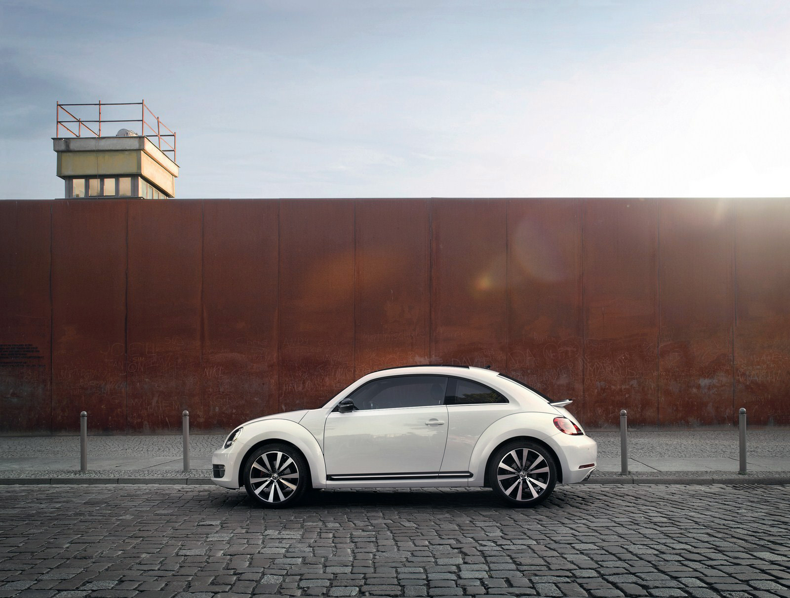 VW Beetle 2012: To the point