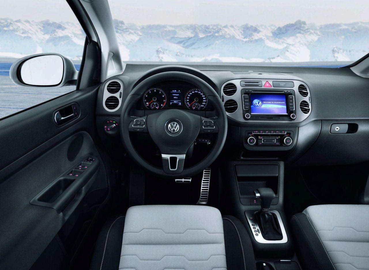 VW CrossGolf Golf Plus Autobloggr
