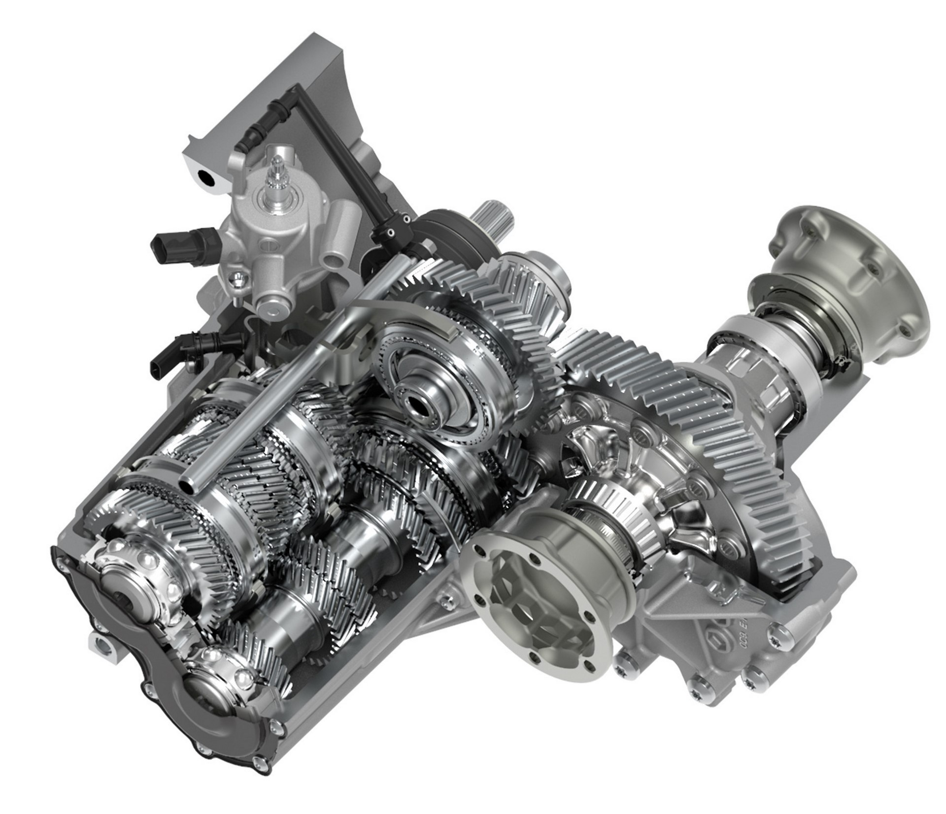 New gearbox generation enables CO2 savings of up to five grammes per kilometre