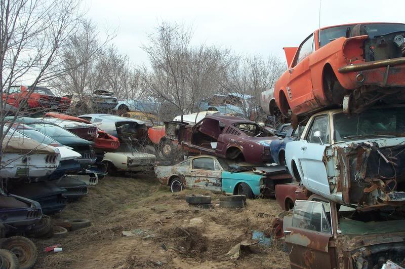Largest Salvage Yard For Car Parts