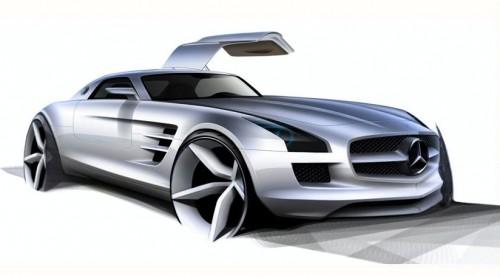 Mercedes Benz Sls Amg Interior. mercedes-enz-sls-amg-gullwing