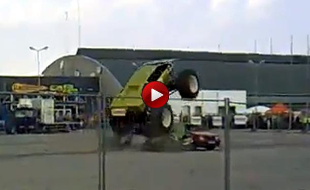 Lambo Monster Truck